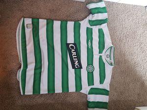 Glasgow Celtic Jersey for Sale in Bremerton, WA