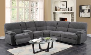 Gorgeous Power Reclining Memory Foam Sleeper Sofa with USB Charger Ports! for Sale in Portland, OR