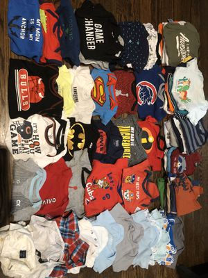 Baby boy clothes 0-3 and 3-6 months for Sale in Chicago, IL