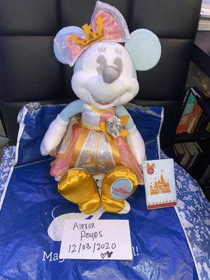 Minnie Mouse Main Attraction Collection Plush for Sale in San Diego, CA