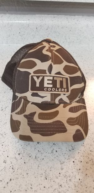 Yeti Coolers hat for Sale in Chandler, AZ