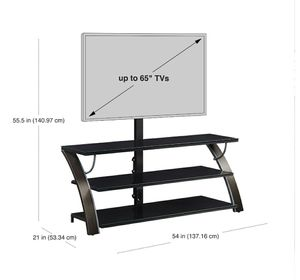 Whalen 3in1 Flat Panel TV Stand for Sale in Chandler, AZ