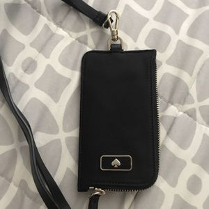Kate Spade ID/Card case Lanyard for Sale in Manteca, CA