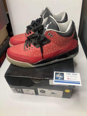 Nike air Jordan 3 doernbecher size 11 used for Sale in Bellevue, WA