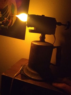 Vintage torch light for Sale in Winfield, WV