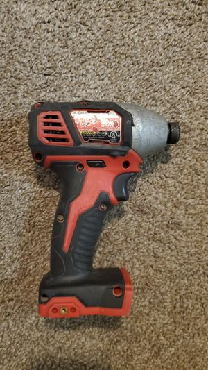 Milwaukee m18 impact driver for Sale in Renton, WA