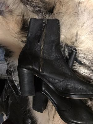 Leather Boots for Sale in Prineville, OR