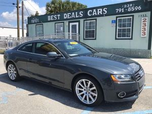 2011 Audi A4 premium plus for Sale in Fort Myers, FL