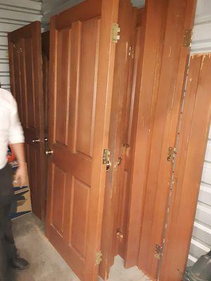 Solid wood doors for Sale in La Habra Heights, CA