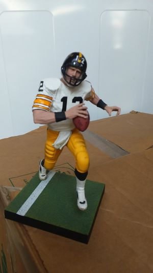 2011 nfl players Terry Bradshaw action figure for Sale in Laguna Woods, CA