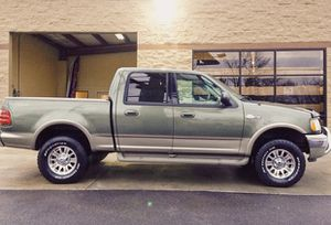 Drives and runs great2002 Ford F150 King Ranch for Sale in Chattanooga, TN