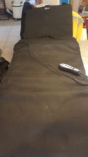 full size heating and massage pad for Sale in Bowie, MD