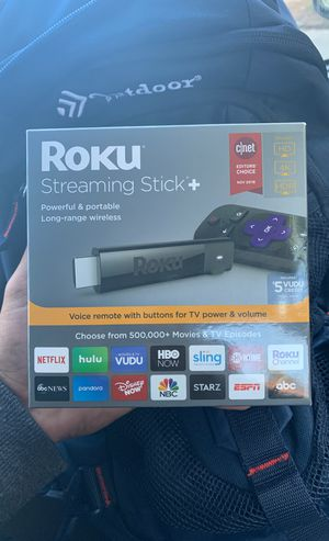 Roku streaming stick for Sale in Charlotte, NC