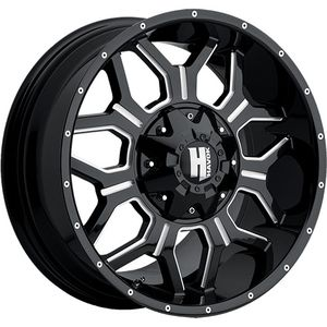 "FATHERS DAY SPECIAL 20"" INCH OFFROAD WHEELS AND MUD TIRES FOR JEEP CREDITO FACIL EASY FINANCING AVAILABLE for Sale in Los Angeles, CA"