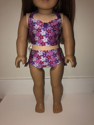 American Girl swim suit for Sale in Richmond, VA