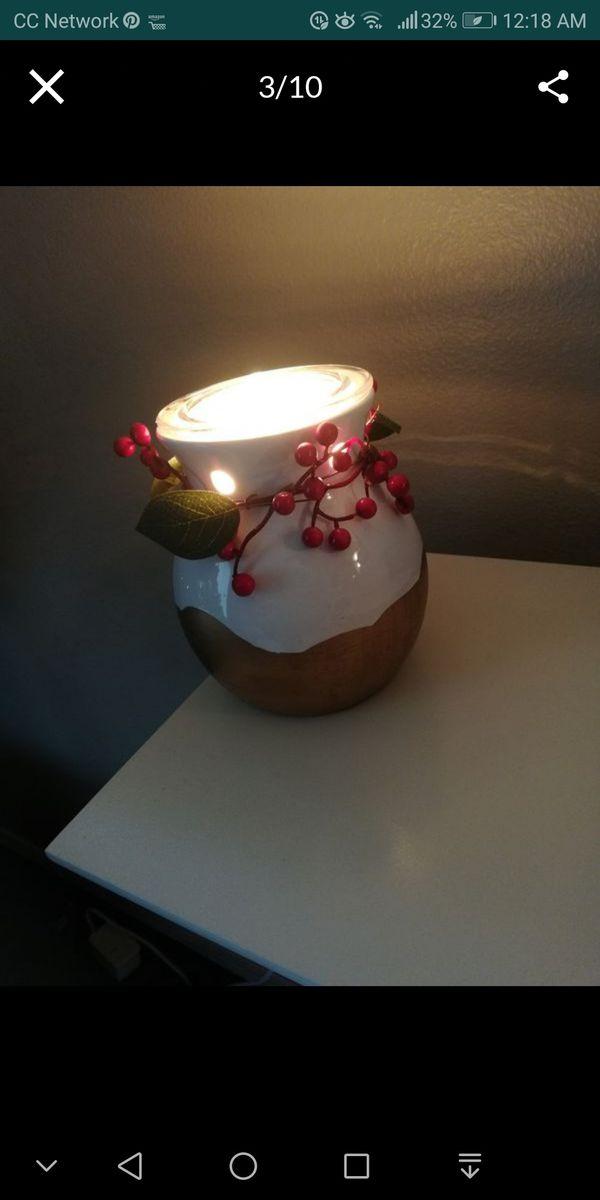 Holiday Wax Warmer and wax melts