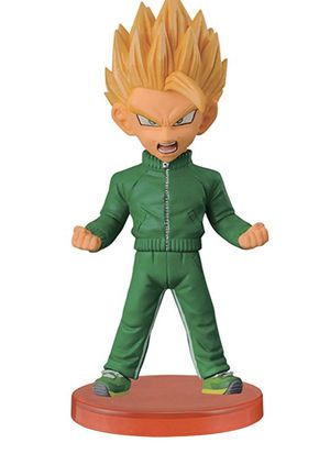 Banpresto Dragon Ball Z Super Saiyan Gohan WCF DBZ Figure 005 for Sale in Norfolk, VA