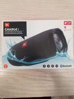 JBL charge 3 Bluetooth speaker for Sale in Renton,  WA