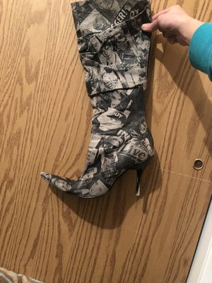 PRICE DROPPED Bellissimo knee high boots for Sale in Salt Lake City, UT