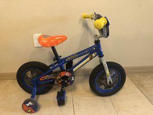 Kids Paw Patrol bike with matching helmet for Sale in Pembroke Pines, FL