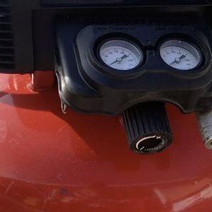 6 Gal. 150 PSI Portable Electric Pancake Air Compressor for Sale in Perris, CA