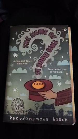 The Name of This Book Is Secret- Children 10 and up for Sale in Riverside, CA