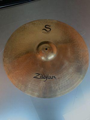 """Zildjiann S 22"""" rock ride for Sale in San Jose, CA"""