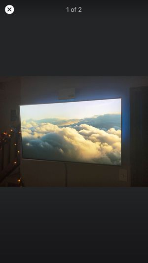 """LG 55"""" 4K Smart TV, LED Backlighting, and Wall Mount for Sale in Coldwater, MI"""