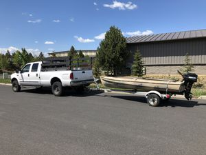 Fishing/hunting boat for Sale in Bend, OR