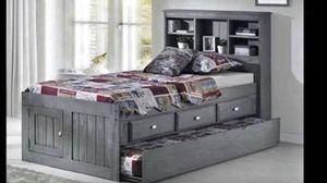 Bookcase Captain Bed for Sale in Sanford, FL