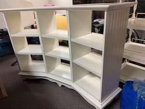 White Shelving Unit for Sale in Mapleton, UT