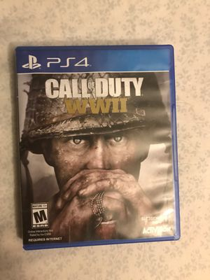 Call Of Duty WW2 for Sale in Fort Worth, TX