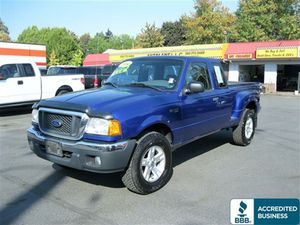2004 Ford Ranger XLT 4x4 for Sale in Portland, OR