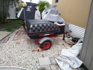 Trailer custom motocicleta solo $500 for Sale in Hialeah, FL