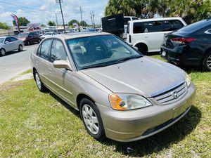 2001 Honda Civic for Sale in Dover, FL