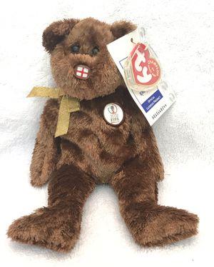 2002 FIFA ty beanie baby ENGLAND 🏴 soccer ⚽️ bear 🐻 for Sale in Alpharetta, GA