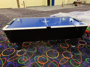 Dynamo air hockey table, used but in excellent condition. for Sale in Chatsworth, CA