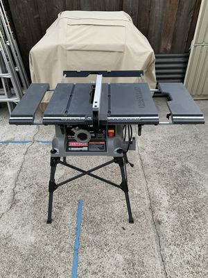 """Craftsman 10"""" Table Saw for Sale in Watsonville, CA"""