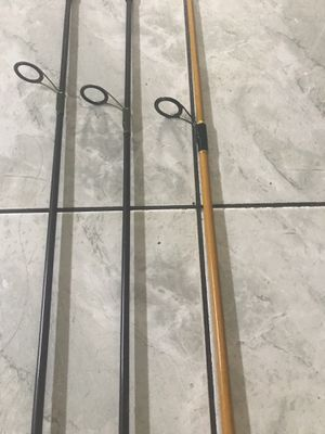 Trout fishing 3 freshwater rod ( 2 Fenwick ) . $40 all 3 for Sale in Westminster, CA