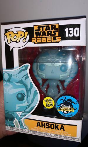 Funko Pop! Star Wars Rebels- GITD Ahsoka for Sale in Los Alamitos, CA