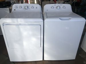 GE washer and gas dryer for Sale in San Marcos, CA