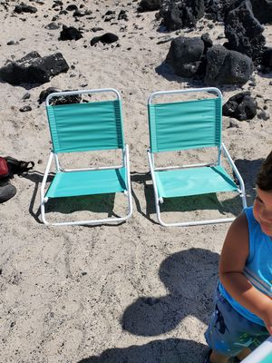 Beach Chairs-Must go 10/21 for Sale in Kailua, HI