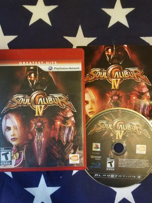 Soul Calibur 4 (PS3) for Sale in US