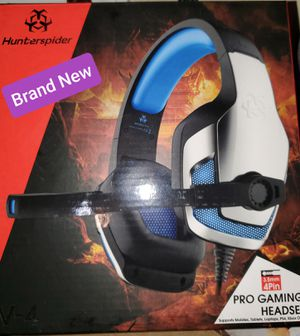 BENGOO V-4 Gaming Headset for Xbox One, PS4, PC, Controller for Sale in Houston, TX