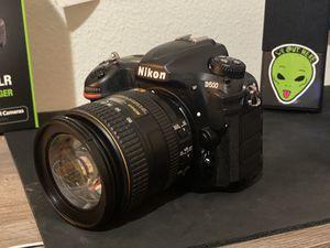 Nikon D500 DSLR BODY 1559 and Nikon AF-S DX NIKKOR 16-80mm f/2.8-4E ED VR Lens for Sale in Mill Creek, WA