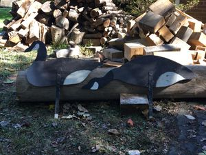 Wooden Goose Decoy for Sale in Neffsville, PA