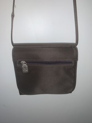 Fossil - Brown Canvas Crossbody Bag. #75082. Brand new! for Sale in Seattle, WA
