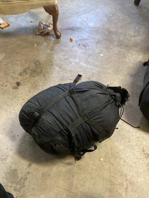 Military grade sleeping bag for Sale in Tigard, OR