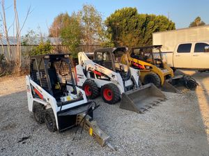 Big Tex dump trailers bobcats breakers available for Sale in Pomona, CA