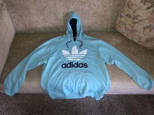 4XL Original Adidas Hood (New )never worn. for Sale in Hemet, CA